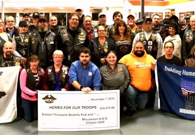 Minuteman HOG – Ride For The Troops – Sep 24th