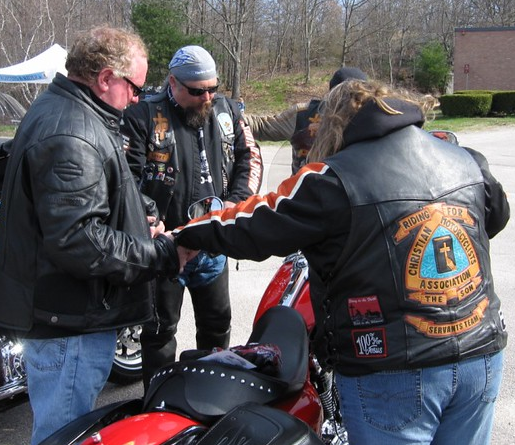 Bike Blessing – Now Apr 21st 9:00 AM at Precision